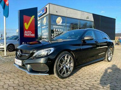brugt Mercedes C43 AMG AMG stc. aut. 4Matic