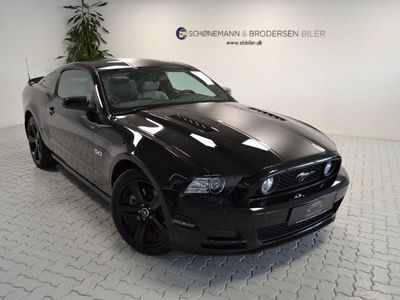 brugt Ford Mustang GT 5,0 aut.