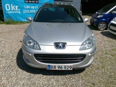 used Peugeot 407 1,6 HDi ST Sport SW