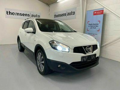 brugt Nissan Qashqai +2 1,6 dCi N-Tec 360°
