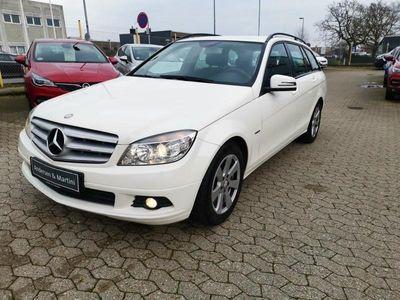brugt Mercedes C200 d T 2,1 CDI BlueEfficiency 136HK Stc Aut.