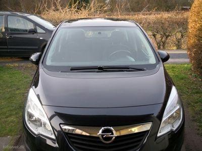 gebraucht Opel Meriva 1,3 CDTI DPF Enjoy 75HK