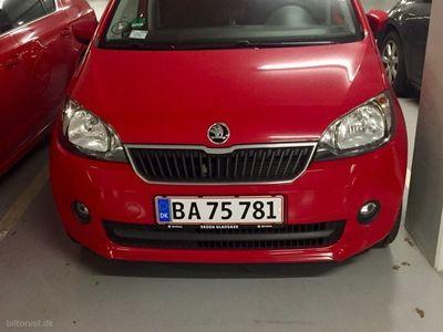brugt Skoda Citigo 1,0 MPI Elegance 60HK 5d Aut.