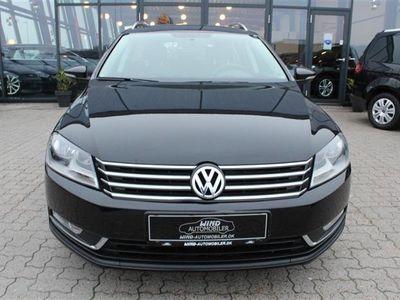 brugt VW Passat 2,0 blueMotion TDI Trendline 140HK Stc 6g