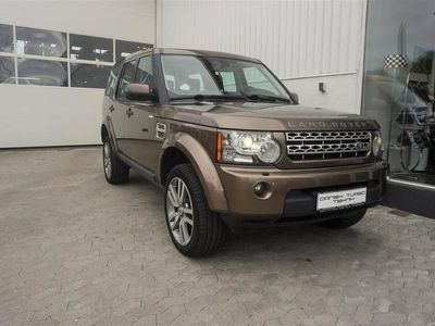 brugt Land Rover Discovery 3,0 TDV6 HSE 4x4 245HK 5d 6g Aut.