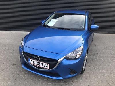 used Mazda 2 1,5 Vision 90HK 5d