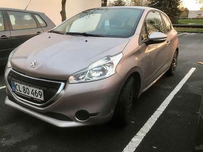 brugt Peugeot 208 1,2 Active