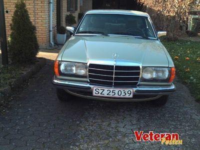 brugt Mercedes 230 ce