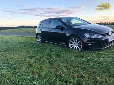 brugt VW Golf VII 1.4 tsi