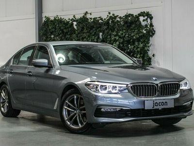 brugt BMW 520 d 2,0 aut. 4d