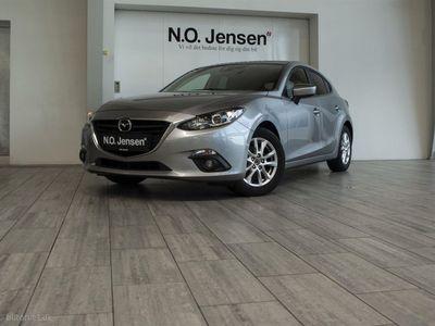 käytetty Mazda 3 2,0 Skyactiv-G Vision 120HK 5d 6g