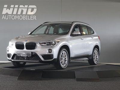brugt BMW X1 20D 2,0 D Sdrive 190HK 5d 6g