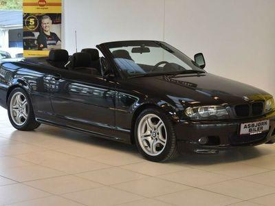 brugt BMW 325 Cabriolet Ci 2,5 aut.