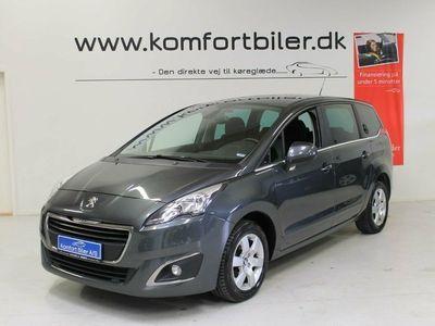 brugt Peugeot 5008 1,6 HDi 114 Active
