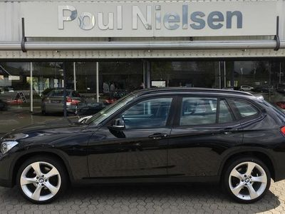 brugt BMW X1 18D 2,0 D Sdrive 143HK 5d 8g Aut.