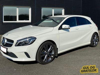 brugt Mercedes A200 d, 2,2 136HK, Automatgear.