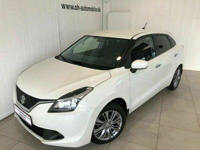brugt Suzuki Baleno 1,2 Dualjet Hybrid Exclusive Xtra