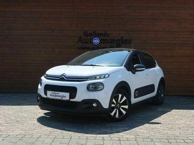 brugt Citroën C3 1,2 PureTech 110 SkyLine EAT6