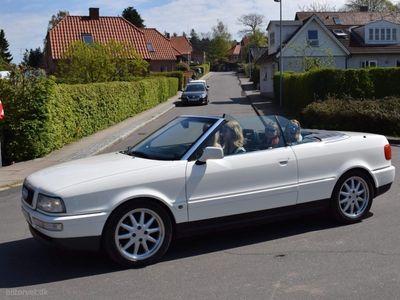 usado Audi Cabriolet 2,3 E 133HK Cabr.