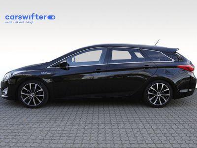 käytetty Hyundai i40 1,7 CRDi 115 Comfort CW 5d
