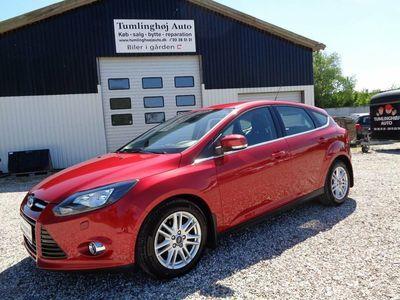 brugt Ford Focus 1,0 SCTi 125 Titanium ECO