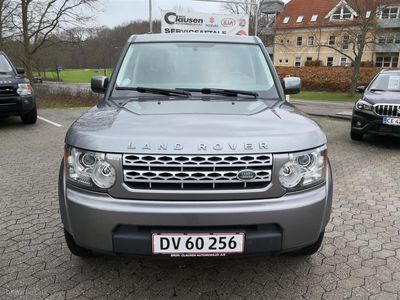 brugt Land Rover Discovery 3,0 TDV6 S 4x4 211HK 5d 6g Aut.