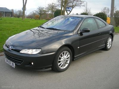 used Peugeot 406 Coupe 2,2 160HK 2d
