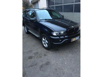 brugt BMW X5 3,0 4+4