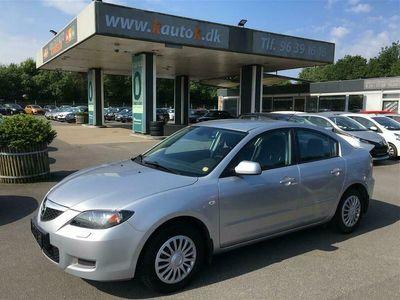brugt Mazda 3 1,6 Touring 105HK
