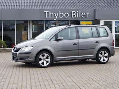 brugt VW Touran 1,9 TDI Conceptline 105HK 6g