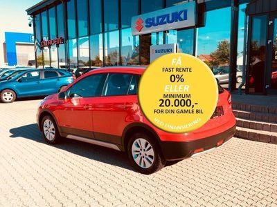 used Suzuki SX4 S-Cross 1,6 16V GL+ 120HK 5d