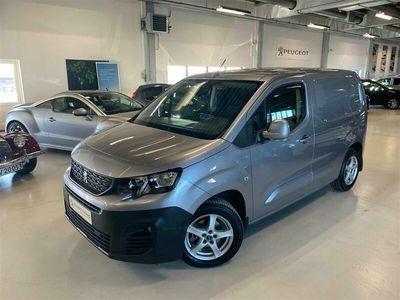 brugt Peugeot Partner L1 V1 1,5 BlueHDi Ultimate 100HK Van