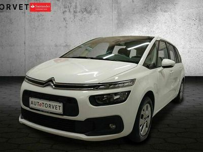 brugt Citroën Grand C4 Picasso 1,6 BlueHDi 120 Cool