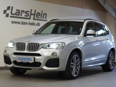brugt BMW X3 xDrive35d aut.