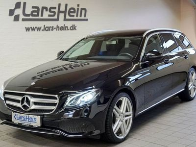 brugt Mercedes E220 2,0 Avantgarde stc. aut.