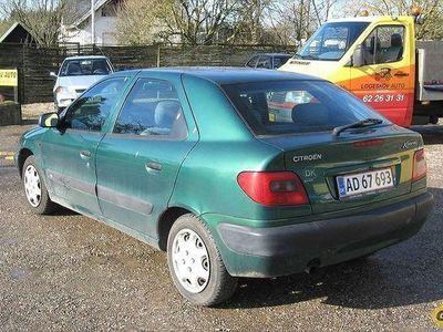 brugt Citroën Xsara 1,4 SX personbil
