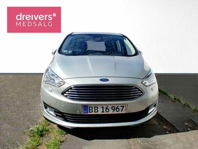 brugt Ford Grand C-Max 1.0 EcoBoost (125 HK) Hatchback 5 dørs Forhjulstræk Manuel | Titanium 1.0 Ecoboost (125 Hk)