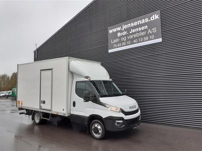 brugt Iveco Daily 35C15 ALUKASSE/LIFT 2,3 D 146HK Ladv./Chas. 2015