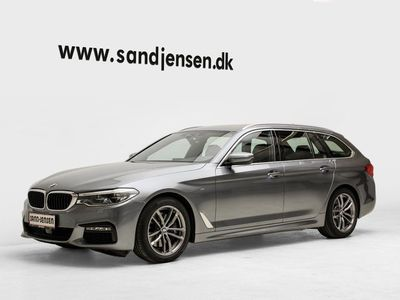 usado BMW 530 d 3,0 Touring xDrive aut.