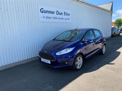 second-hand Ford Fiesta 1,0 EcoBoost Titanium Start/Stop 125HK 5d