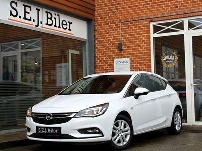 brugt Opel Astra 0 T Enjoy 105HK 5d