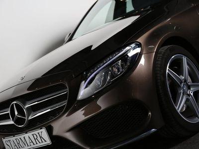 brugt Mercedes C220 BlueTEC AMG Line