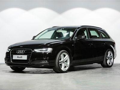 brugt Audi A4 1,8 TFSi 170 S-line Avant