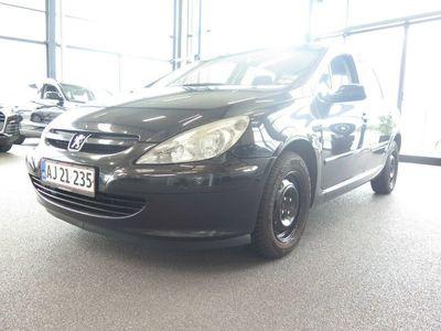 brugt Peugeot 307 1,6 Edition