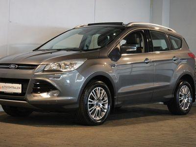 brugt Ford Kuga 2,0 TDCi 140 Titanium aut. AWD