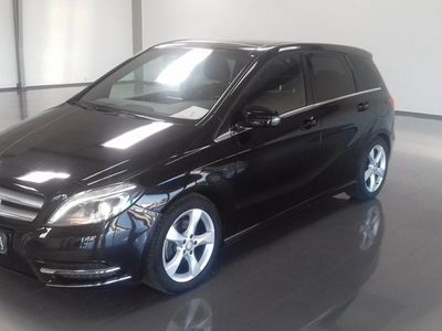 second-hand Mercedes B180 1,8 CDi AMG Line aut. BE