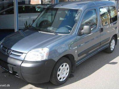 brugt Peugeot Partner X-Line 1,6 HDI 75HK