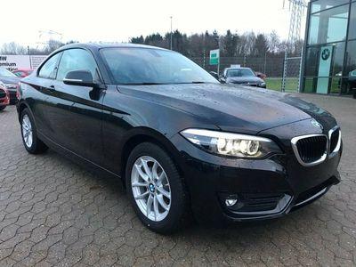 brugt BMW 218 d 2,0 Coupé aut.
