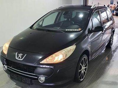 brugt Peugeot 307 2,0 stationcar sw