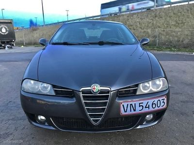 käytetty Alfa Romeo 156 2,0 JTS 16V 165HK